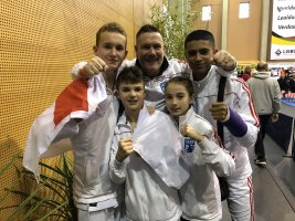 Success at the Lisbon International Open