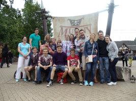 Alton Towers Weekend